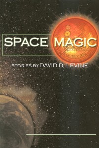 David D. Levine-SpaceMagic_600x900