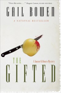 The Gifted Gail Bowen book jacket