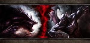 Werewolves vs Vampires image