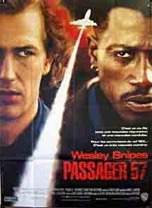 Passenger 57 poster