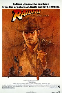Raiders of the Lost Ark Cover