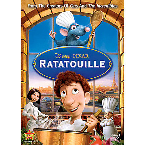 Ratatouille A Recipe For Success The Fictorians