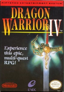 Dragon Warrior 4 Cover