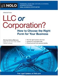 LLC or Corporation