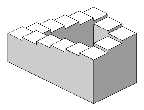 Penrose-Staircase