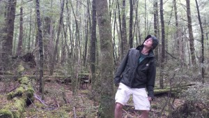 Frank in Woods
