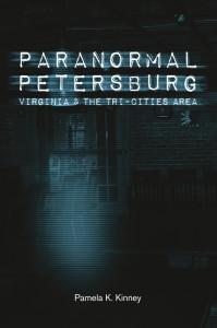 Pamela K. Kinney - Paranormal Petersburg - Web72dpi