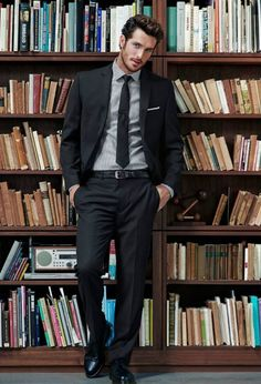 guy librarian