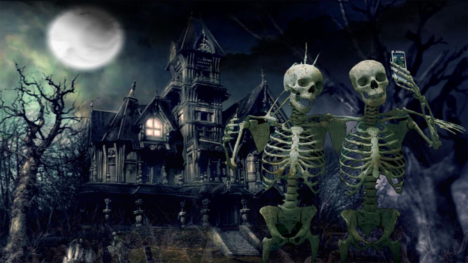 halloweenselfies - Halloween Pitures