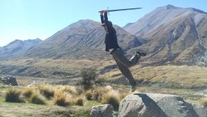 edoras-frank-jumping