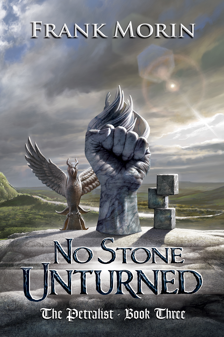 No Stone Untrned ebook cover Web R4