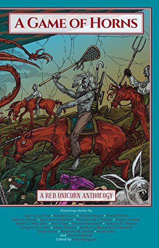 Red Unicorn Cover