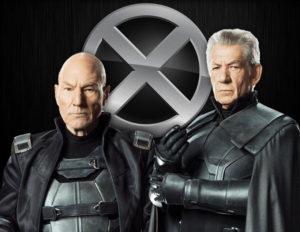 Xavier vs Magneto